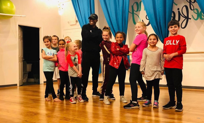 Hip hop kids image